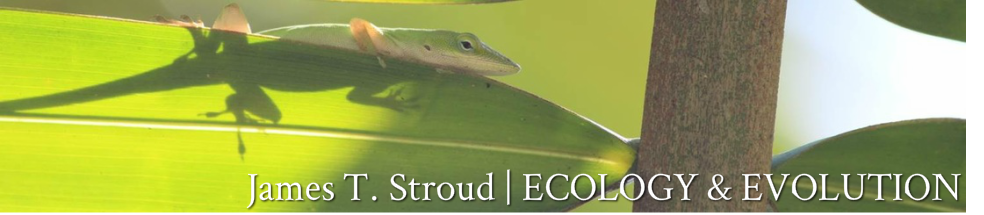 J.T.Stroud | Ecology & Evolution